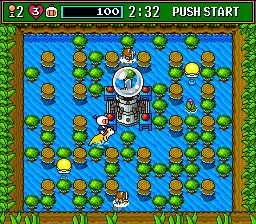Play Super Bomberman 3 Online