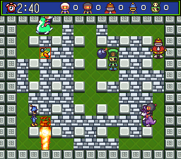 Play Super Bomberman 5 – Caravan Event Ban Online