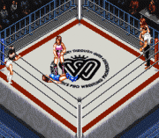 Play Super Fire Pro Wrestling – Queen's Special Online