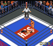 Play Super Fire Pro Wrestling X Premium Online