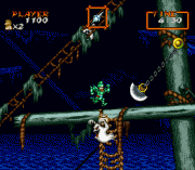 Play Super Ghouls 'N Ghosts Online