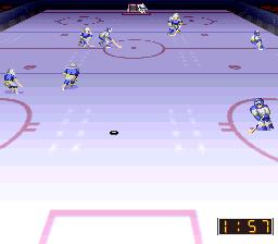Play Super Ice Hockey Online