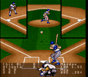Play Super RBI Baseball Online