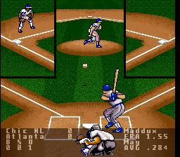 Play Super RBI Baseball Online