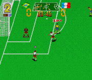 Play Super Soccer Champ Online