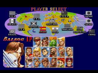 Play Super Street Fighter Challenge 2 Online