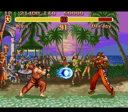 Play Super Street Fighter II – The New Challengers Online