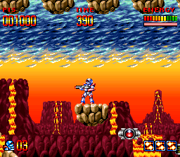 Play Super Turrican Online