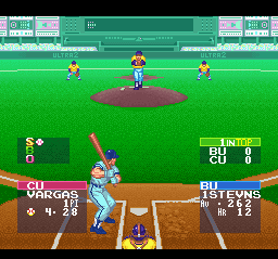 Play Super Ultra Baseball 2 (english translation) Online