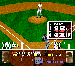 Play Tecmo Super Baseball Online