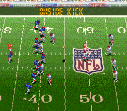 Play Tecmo Super Bowl III – Final Edition Online
