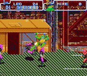 Play Teenage Mutant Ninja Turtles IV – Turtles in Time Online