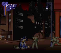 Play The Adventures of Batman & Robin Online