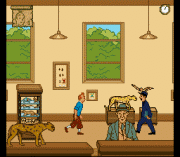 Play The Adventures of Tintin – Prisoners of Online