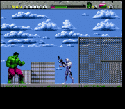 Play The Incredible Hulk Online