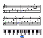 Play The Miracle Piano Teaching System Online