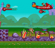 Play The Ren & Stimpy Show – Buckeroos! Online