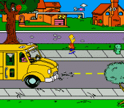 Play The Simpsons – Bart's Nightmare Online