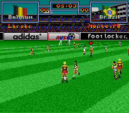 Play Tony Meola's Sidekicks Soccer Online