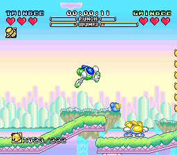 Play TwinBee – Rainbow Bell Adventure Online