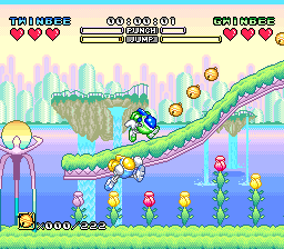 Play TwinBee – Rainbow Bell Adventure (english translation) Online