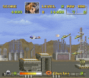 Play U.N. Squadron Online
