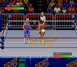 Play WWF Royal Rumble Online