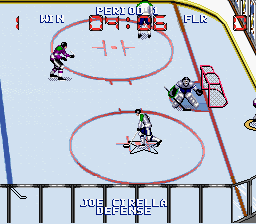 Play Wayne Gretzky and the NHLPA All-Stars Online