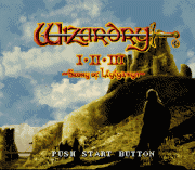 Play Wizardry I-II-III – Translated and Rebalanced Online
