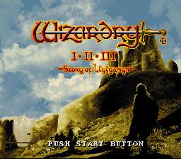 Play Wizardry I-II-III – Translated and Rebalanced Online