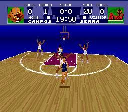 Play World League Basketball Online