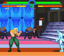 Play X-Men vs. Street Fighter Online