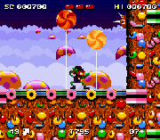 Play Zool – Ninja of the Nth Dimension Online